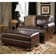Chairs Ottomans Fancy Leather Armchair And Ottoman 29 Hamilton Chair Classic