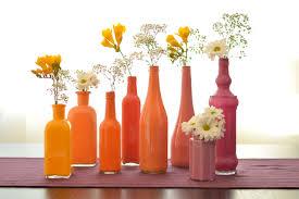 Best Out Of Waste Flower Vase Make Flower Vase After Painting Waste Jar