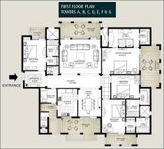 plan apartment apartment 4 unit apartment plans