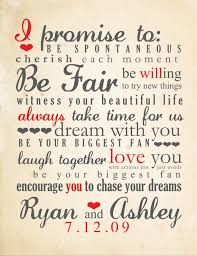 beautiful wedding sayings wedding vows exles for and for him