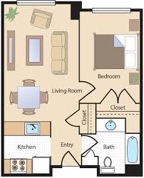 the maples senior community floor plans