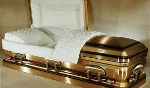 Top Luxo além da vida: conheça os 10 caixões mais caros do mundo  @ZB15