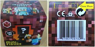 cracking the minecraft blind box series 3 code