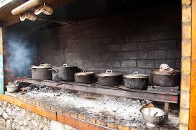 cuisine au feu de bois cuisine feu de bois