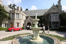 hugh hefner is reportedly selling the playboy mansion if you have