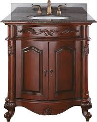 Traditional Bathroom Vanity by Avanity Provence Single 30 Inch Traditional Bathroom Vanity