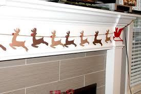 diy christmas reindeer garland my kirklands blog