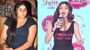 Want To Enjoy Post Pregnancy Shilpa Shetty S Best Reply To Kareena Kapoor Becoming After