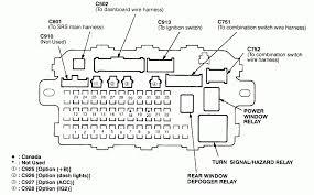 98 civic wiring diagram