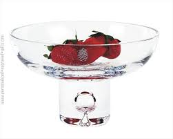 Pedestal Bowls For Centerpieces Crystal U0026 Glass Personalized Gifts Bowls