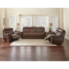 Brown Leather Recliner Sofa Mesmerizing Leather Recliner Sofa Sofas Lane Reclining And