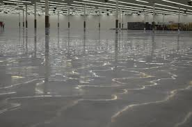 types of polishing polished concrete professionals