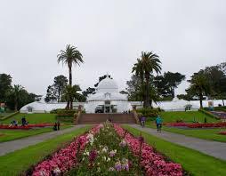 Golden Gate Botanical Garden Golden Gate Park Garden La Dolce