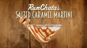 caramel martini rumchata salted caramel martini youtube