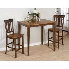 3 piece counter height table set buy 3 piece counter height dining set