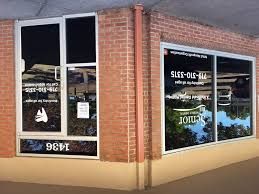 custom window graphics colorado springs co senior mobile dentistry door and window graphics