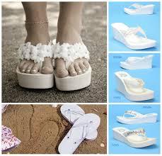 wedding flip flops wedding flip flops the comfortable wedding shoe alternative