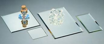 mirror displays square 5mm mirror placemats mirror tablemats