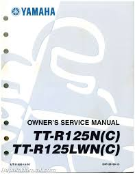 yamaha motorcycle manuals u2013 page 65 u2013 repair manuals online