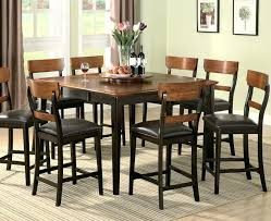 Bar Height Dining Room Sets High Dining Room Tables Sets U2013 Mitventures Co
