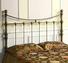 White Wrought Iron King Size Headboards by Grey King Size Headboard Iron Headboards Ideas Including Metal