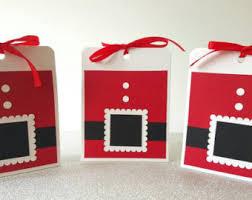 christmas paper bags christmas gift bag etsy
