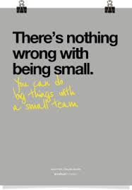 canvas there s nothing with being small startup vitamins