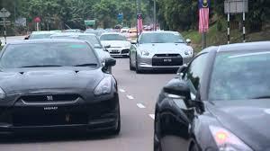 nissan gtr price in malaysia nissan gtr r35 ats automobile open house raya melaka youtube