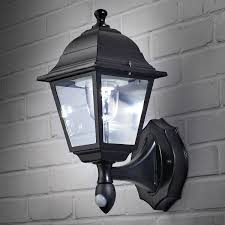 wireless motion lights outdoor wireless motion activated outdoor wall sconce from sporty s pilot shop