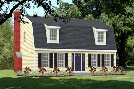Dutch Colonial Home Plans Plan 6573 Dc Dutch Colonial House Plan Dutch Colonial Floor