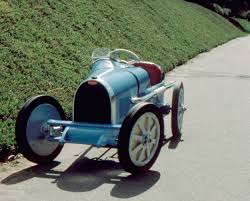 the stevenson projects pedal bugatti