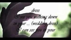 wedding dress lyrics wedding dresses taeyang wedding dress lyrics photo