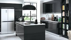 cuisine blanc noir deco cuisine noir daccoration cuisine 07470110 cuisine