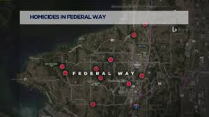 Federal Way Seattle Map by Combating Crime In South King County Q13 Fox News
