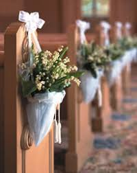 pew decorations for weddings church wedding decoration diy images wedding dress decoration