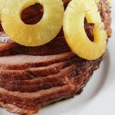 cooker honey pineapple ham