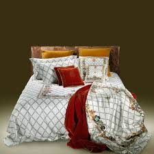 spider bed linen set white kings of chelsea