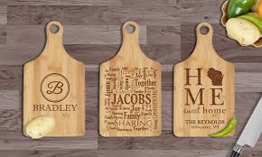 personalized cutting board giftsforyounow 50 groupon