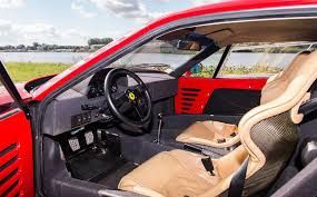 how many f40 are left nigel mansell s f40 sells at auction for just 543 375
