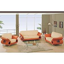 Beige Leather Living Room Set Global Furniture Usa Charles Leather Living Room Set
