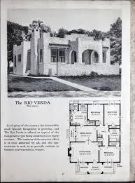 Spanish Home Plans Art Deco House Plans Art Deco Resource Houses Art Deco Art