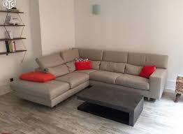 canape poltrone et sofa achetez canapé d angle quasi neuf annonce vente à 75