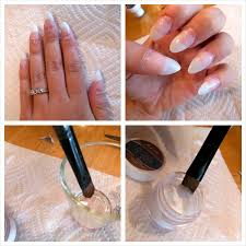 cosmetic queen blog how to acrylic nails at home