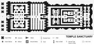 rpg floor plans fantasy rpg need a dungeon map page 2 criticalfumble net forums