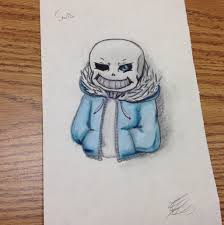 underswap sans redraw by pastelumbreon on deviantart outertale sans color pencil by pastelumbreon on deviantart