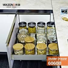 Kitchen Cabinet Divider Organizer by Online Shop Kitchen Cabinet Cutlery Tray Utensil Divider Basket