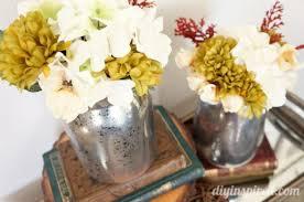 Mercury Glass Vases Diy Diy Faux Mercury Glass Thrift Store Vases Diy Inspired