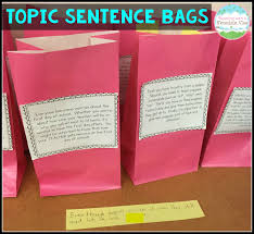 Examples Of Topic Sentences For An Essay Teaching With A Mountain View Topic Sentences