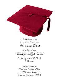 graduation cap invitations graduation party invitation grad 03