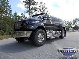 ford f650 custom trucks for sale black xuv f650 supertrucks